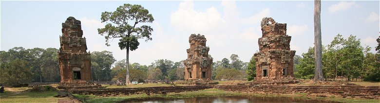 Angkor Budget Travel Guide